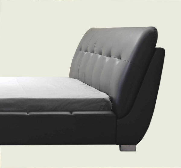Greatime B1213 Modern Upholstered Platform Bed
