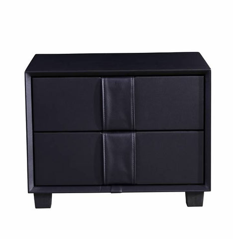 Greatime NL2402 Modern  Nightstand (More Colors Available)