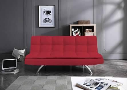 Greatime FF2602  Fabric Convertible Sleeping Sofa (More Colors Available)