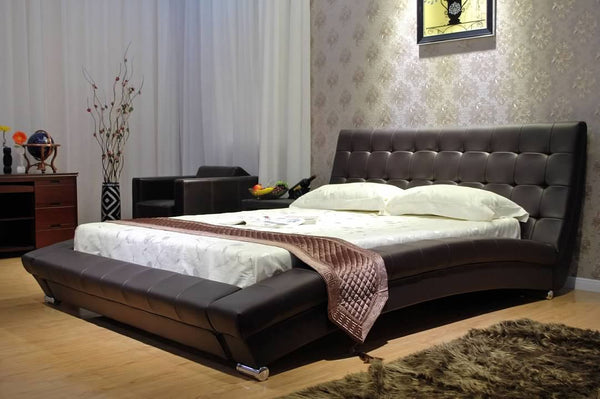 Greatime B1053-5 Modern Platform Bed (More Colors Available)