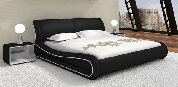 Greatime B2402 contemporary Bed