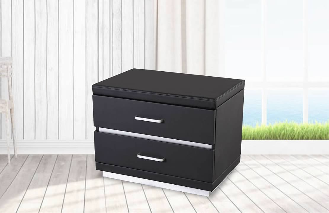 Greatime NL2005 Modern Nightstand (More Colors Available)