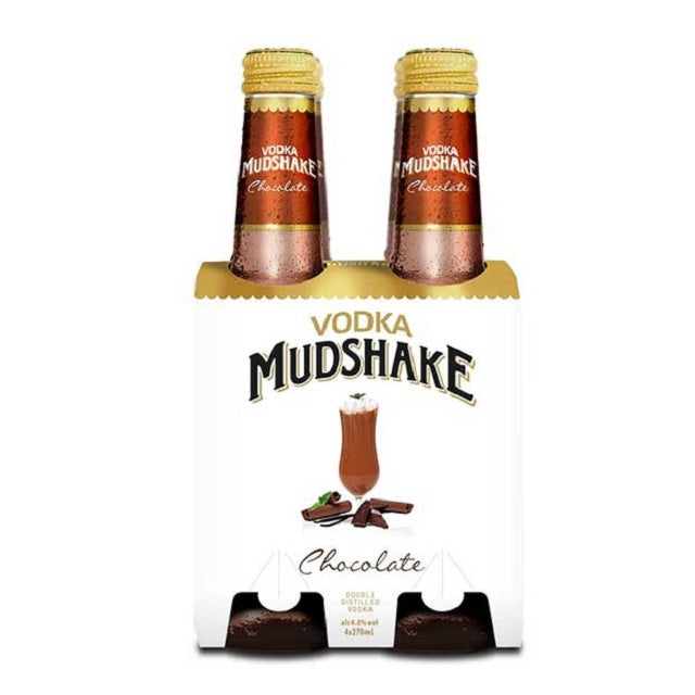 MUDSHAKE CHOCOLATE 4PK