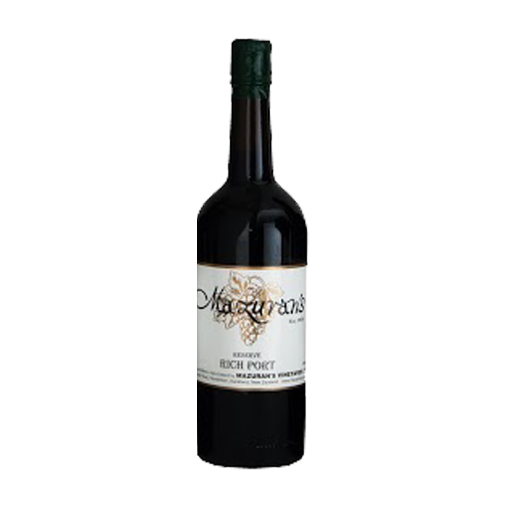 MAZURAN'S RESERVE RICH PORT