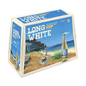 LONG WHITE PASSIONFRUIT Bottles 10PK