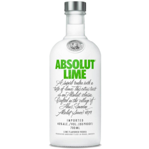 Absolut Lime 40% 700ml