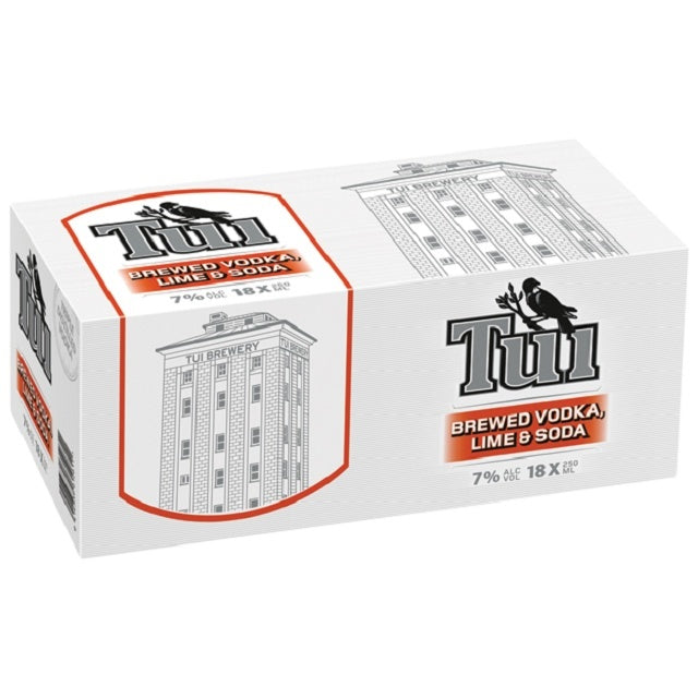 Tui VODKA & SODA 18 PK