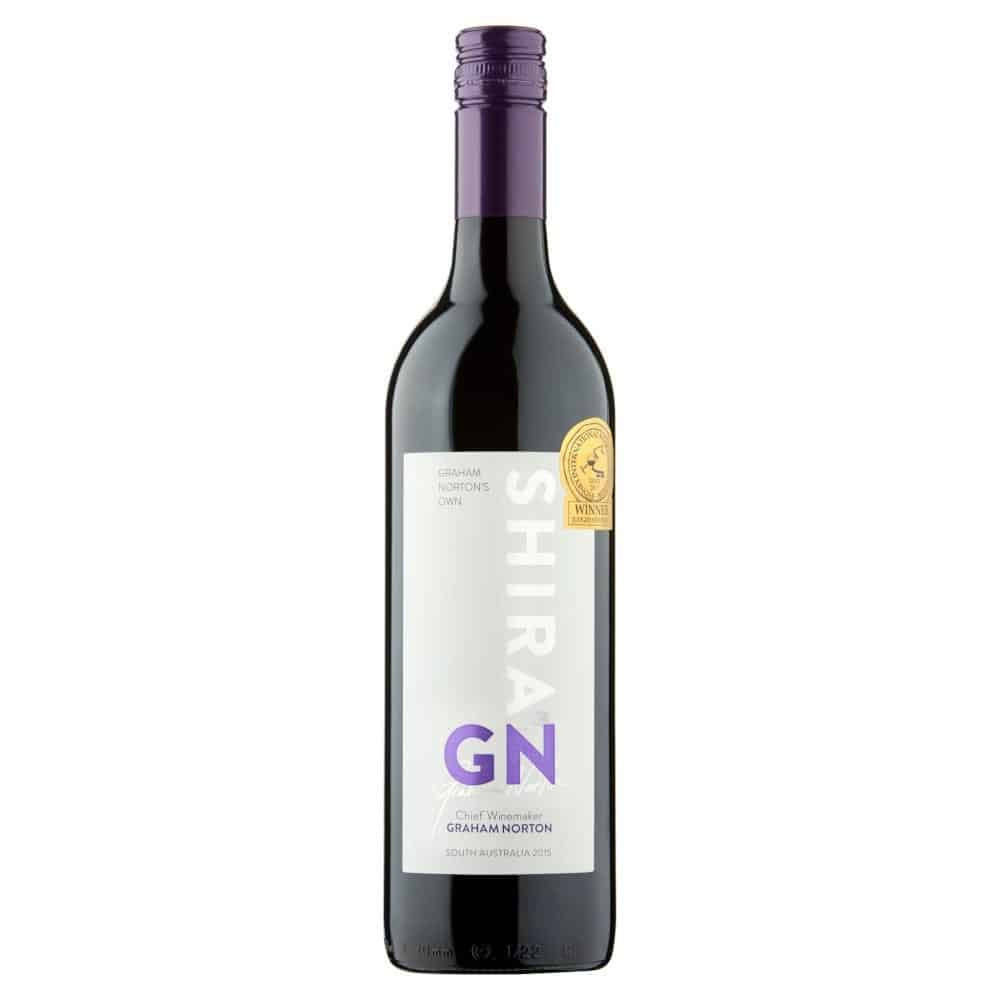 GRAHAM NORTON SHIRAZ 750ML