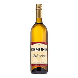 ORMOND RICH CREAM 750ML