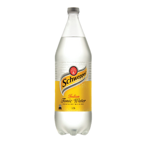 SCHWEPPES TONIC WATER 1.5L