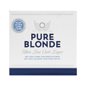 PURE BLONDE 12PK Bottles