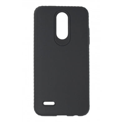 BASIC LG FORTUNE 2 TPU GRIP COVER GREY