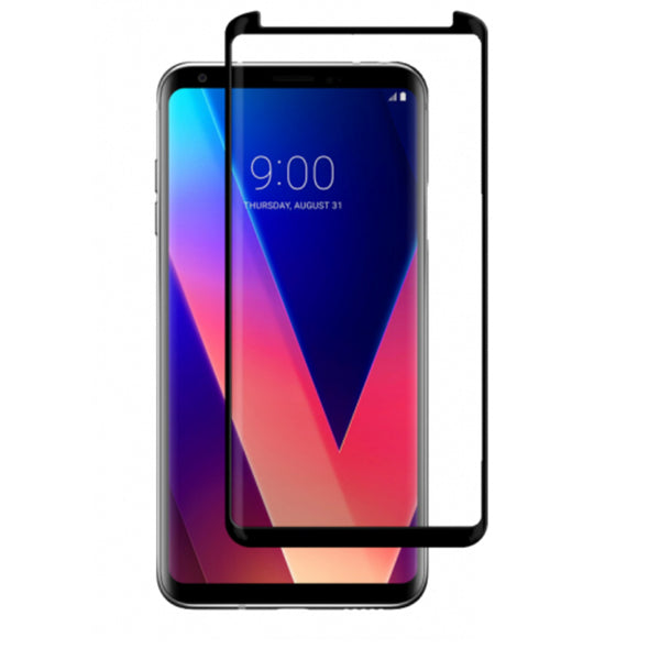 LG V30 CURVED TEMPERED GLASS SCREEN PROTECTOR