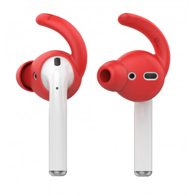 AIRPODS EARHOOK COVERS RED