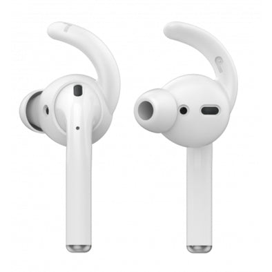 AIRPODS EARHOOK COVERS WHITE