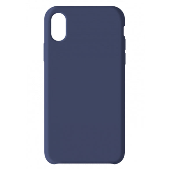 PREMIUM APPLE IPHONE X/XS LIQUID CASE MIDNIGHT BLUE