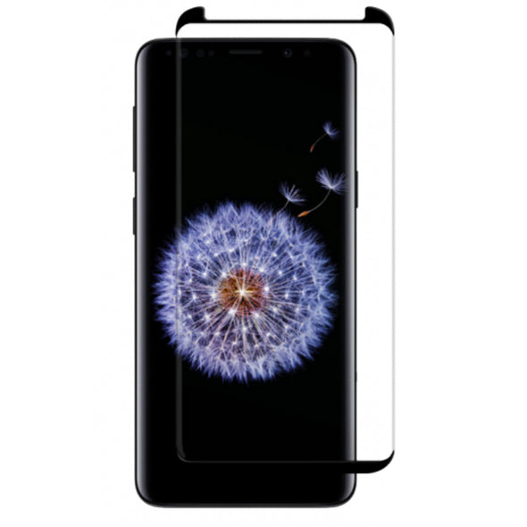 SAMSUNG GALAXY S9+ CURVED TEMPERED GLASS SCREEN PROTECTOR