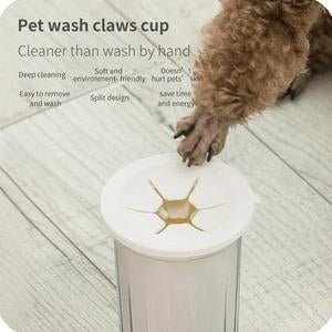 Pet Wash Claws Cup
