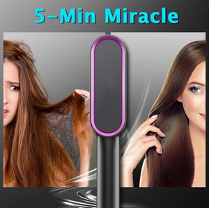 MagicHair Straightening Brush
