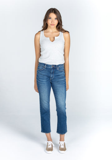 AOS4810TQ3 Kate High Rise Straight Crop
