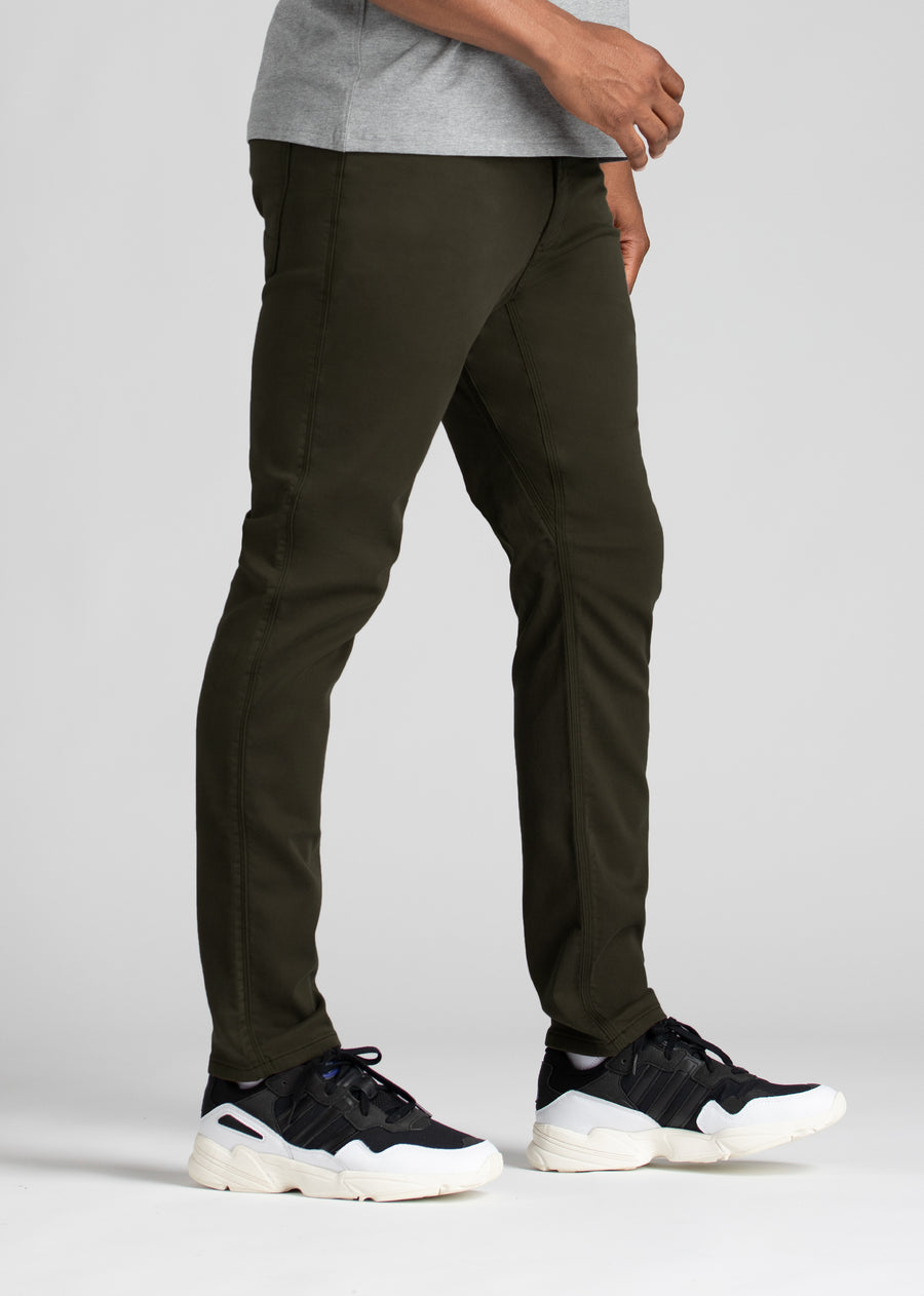 DR1002 No Sweat Relaxed Taper Pant