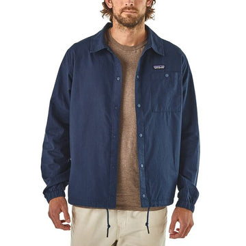 PAT25335 Lightweight All-Wear Hemp Coaches Jacket