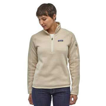 PAT25618 Women's Better Sweater Quarter Zip.