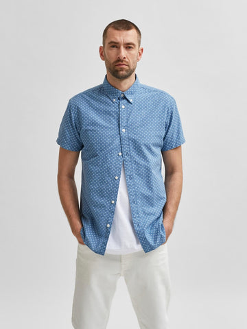 SEL16078359 Slim Hart Shirt