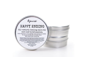 KP Happy Ending Muscle Salve