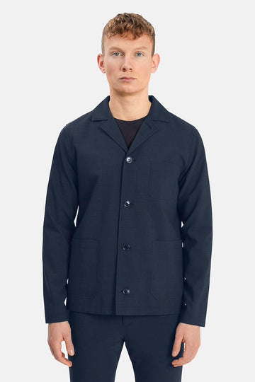 MT30205184 Nohr Utility Seersucker Jacket
