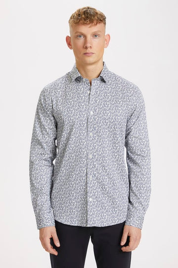 MT30205303 Floral Leaf Shirt