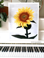 Load image into Gallery viewer, What a day series #26 | Sunflower Painting