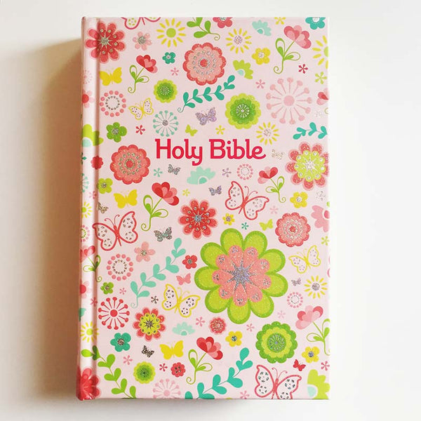 International Children's Bible / Girl's English Hardcover Version