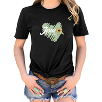 Excellent Summer Women Jesus T-Shirt