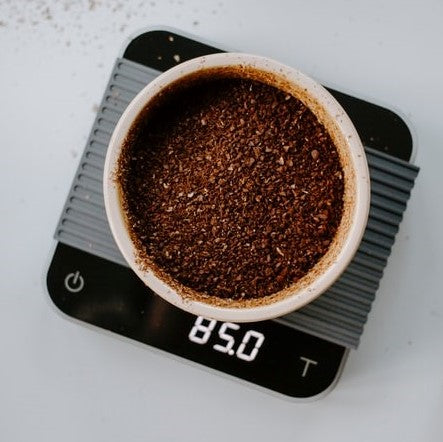 Why you should be using a coffee scale?