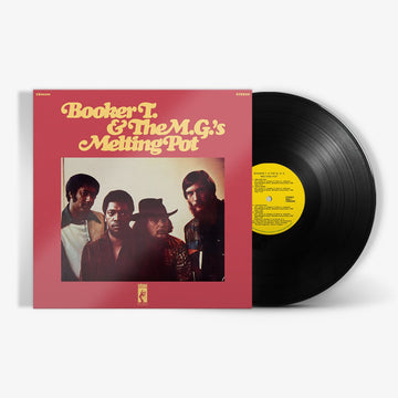 Booker T. & The M.G.'s - Melting Pot (180g LP)