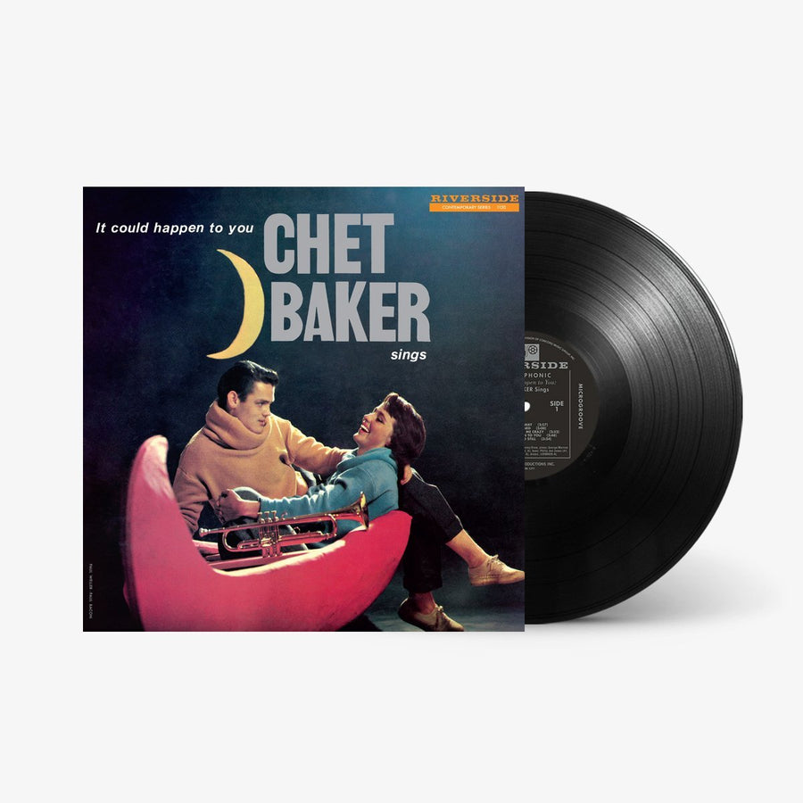 Chet Baker - It Could Happen to You / In New York / Chet / Plays The Best of Lerner and Loewe + Free Riverside T-Shirt Bundle