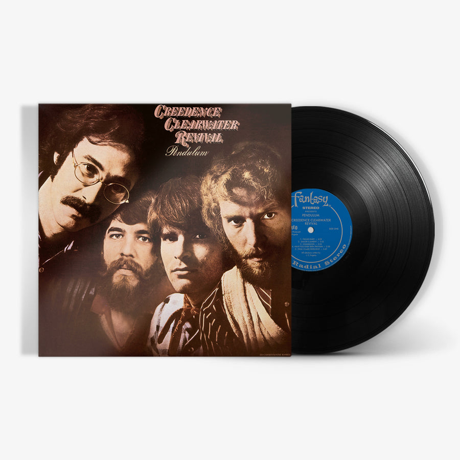 Creedence Clearwater Revival - Mardi Gras & Pendulum (Half-Speed Master 2-LP Bundle)