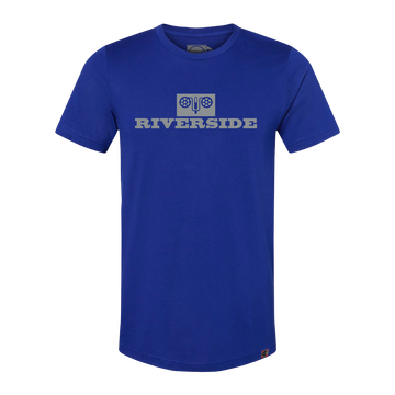 Riverside Records T-Shirt (Blue)
