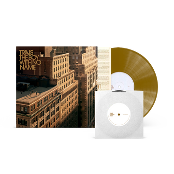 Travis - The Boy With No Name (Limited Gold LP + 7