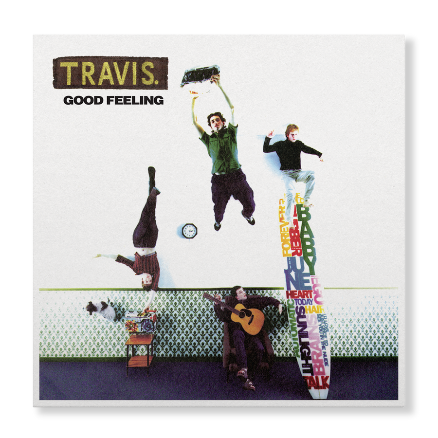 Travis - Good Feeling (LP)