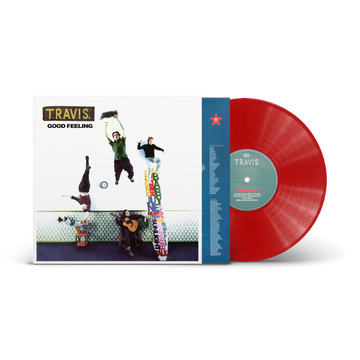 Travis - Good Feeling (Red LP)