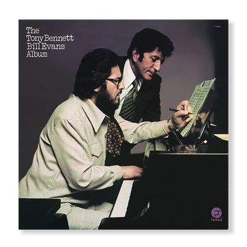 Bill Evans & Tony Bennett - The Tony Bennett / Bill Evans Album (Digital Album)