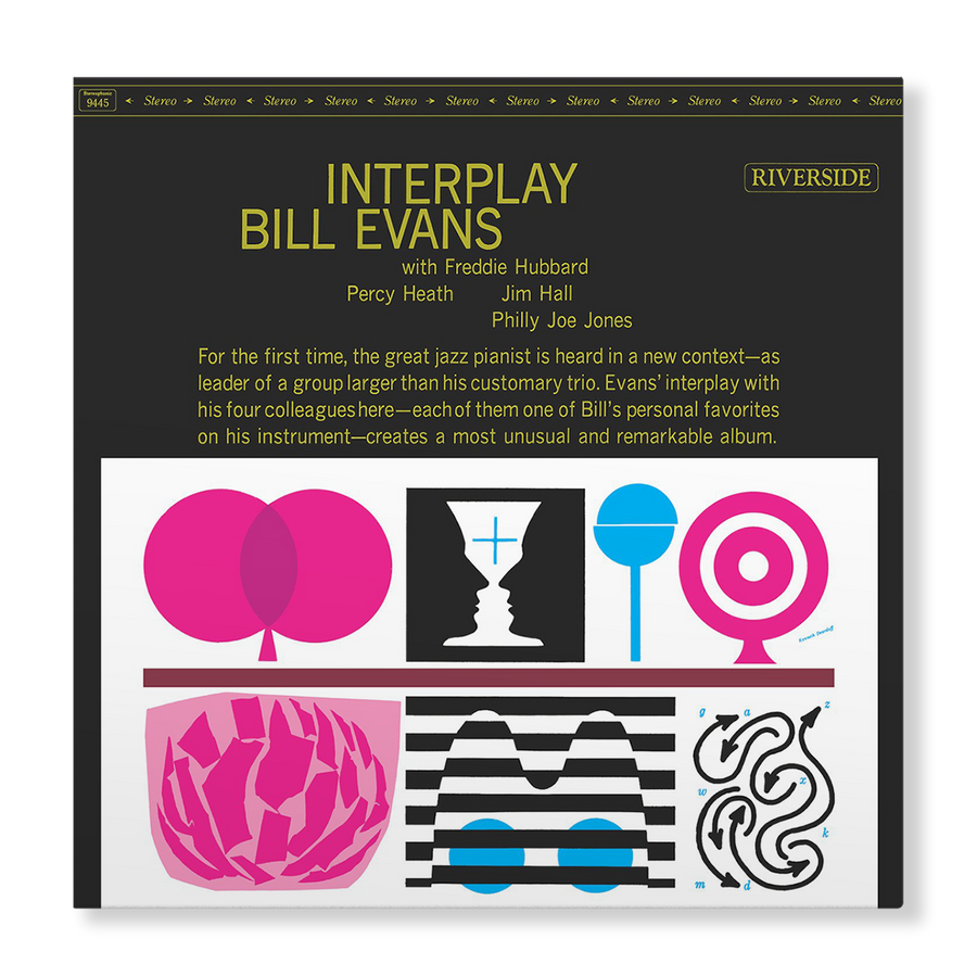 Bill Evans Quintet - Interplay (Digital Album)