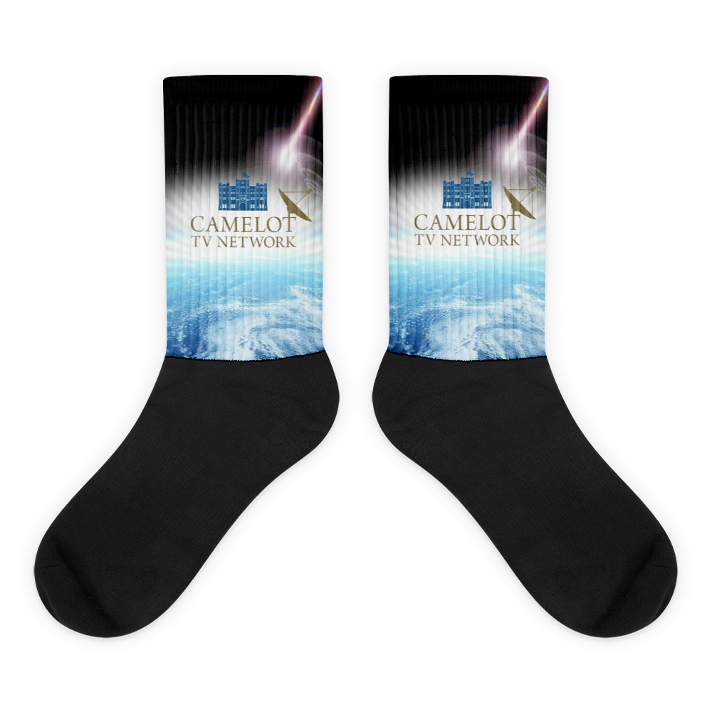 Camelot TV Network Socks