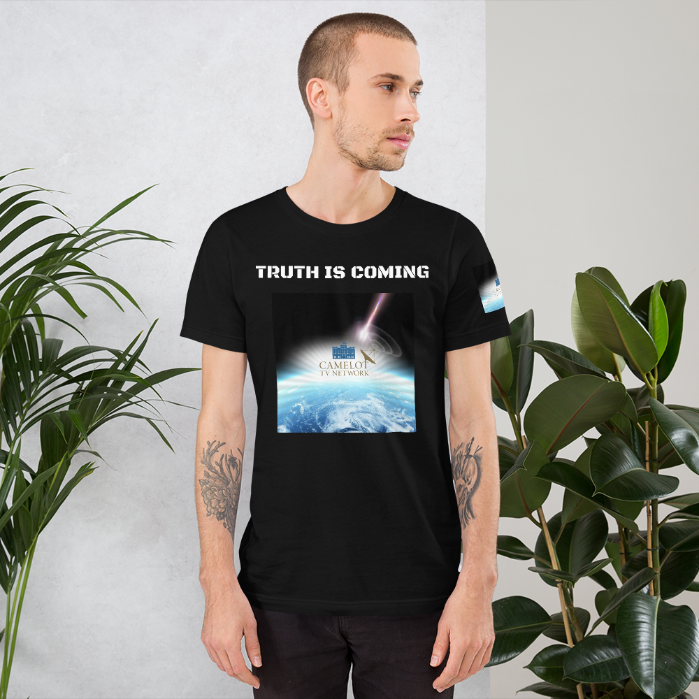 Truth is Coming - Short-Sleeve Unisex T-Shirt