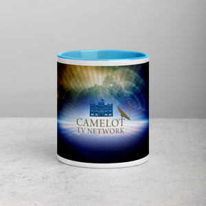 Camelot TV Network Mug with Color Inside