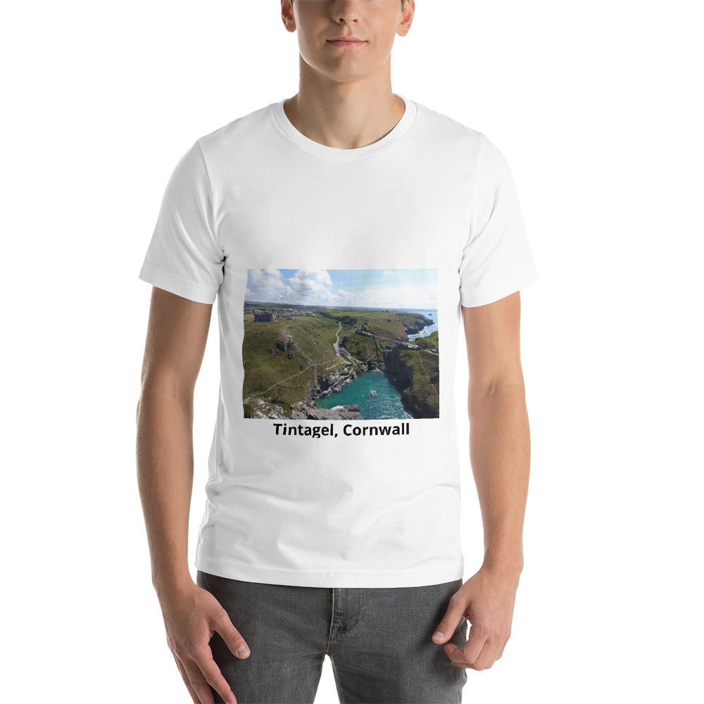 Tintagel Short-Sleeve Unisex T-Shirt