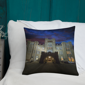 Camelot Castle Premium Pillow