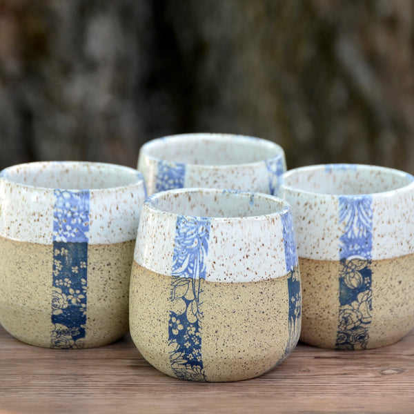 Ceramic Wine Cups | Limited Edition | Ready-to-Ship
